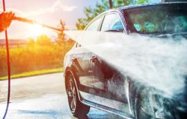 Mytí vozidel