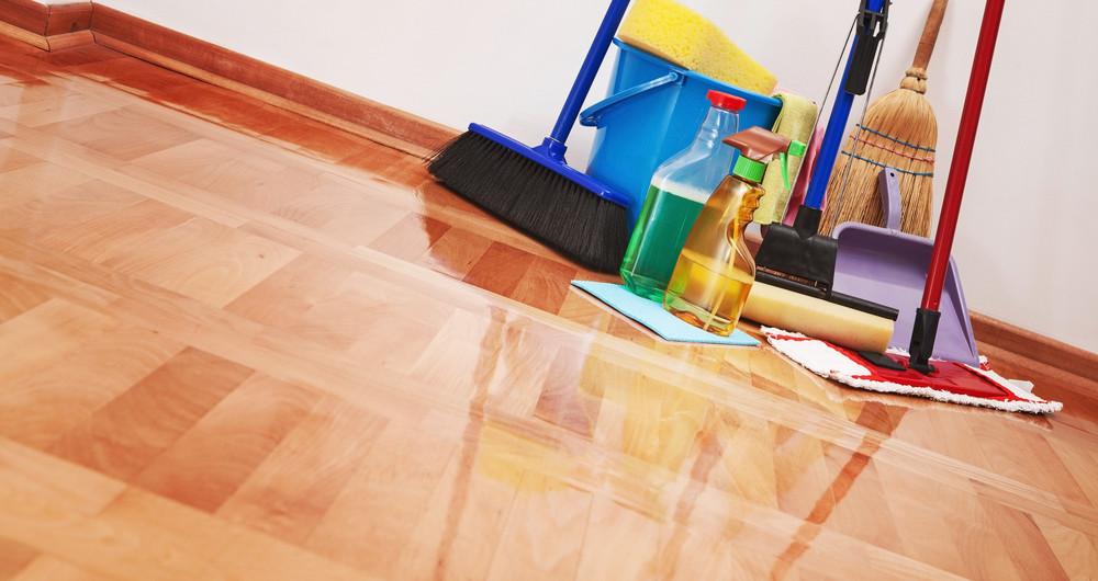 úklid podlah
